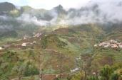 Atemberaubende Landschaft im Hinterland von Madeira
